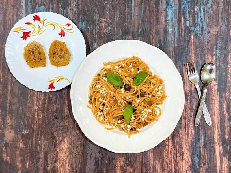 Spaghetti Arrabbiata
