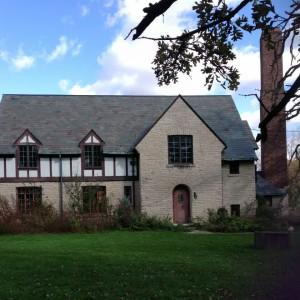 The former White Elm Nursery