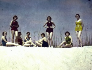 The Evolution of the Swimsuit: from Bloomers to Bikinis