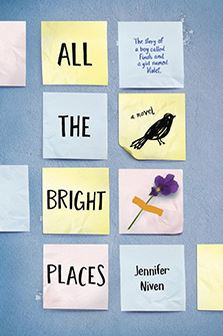 Hark the Trumpet Sound: All the Bright Places Releases Today!