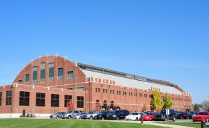 Butler University's Historic Hinkle Fieldhouse