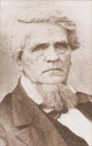 Butler University founder Ovid Butler