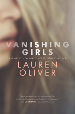 Review: Vanishing Girls by Lauren Oliver