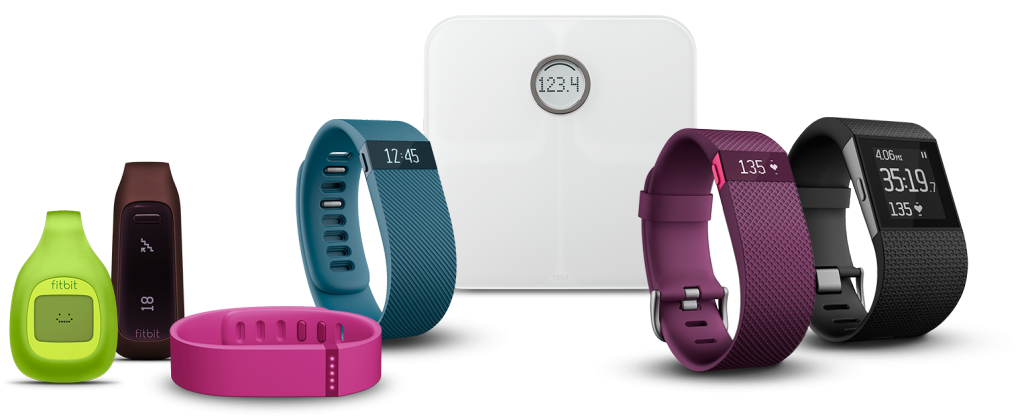 Want to Be Healthier in 2015? Try Fitbit.