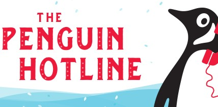 The Penguin Hotline: The Cure to Your Bookish Holiday Queries