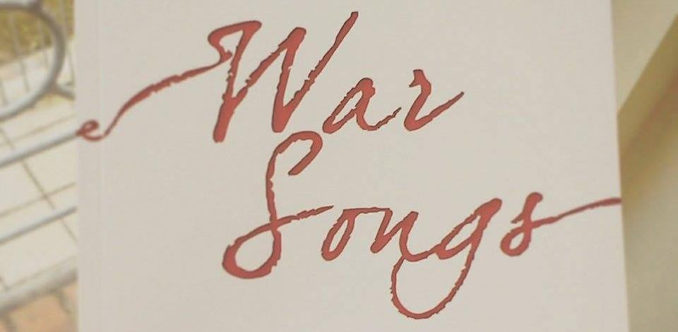 Poetry Review: War Songs by Sade Andria Zabala