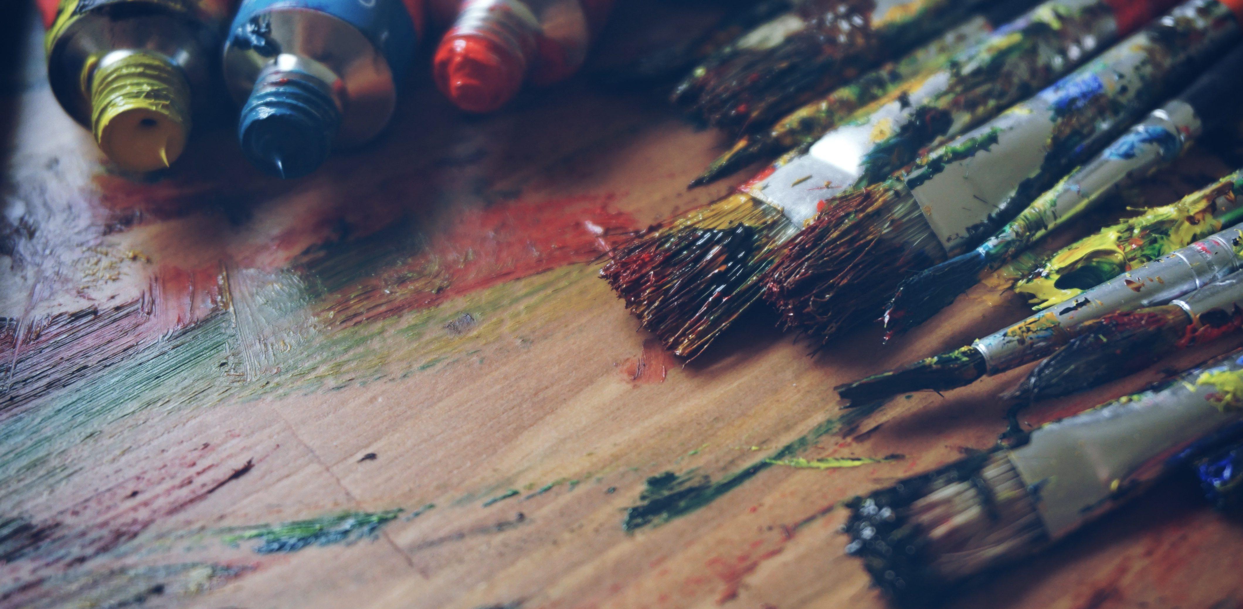 Hidden Paints by Karen Manabat