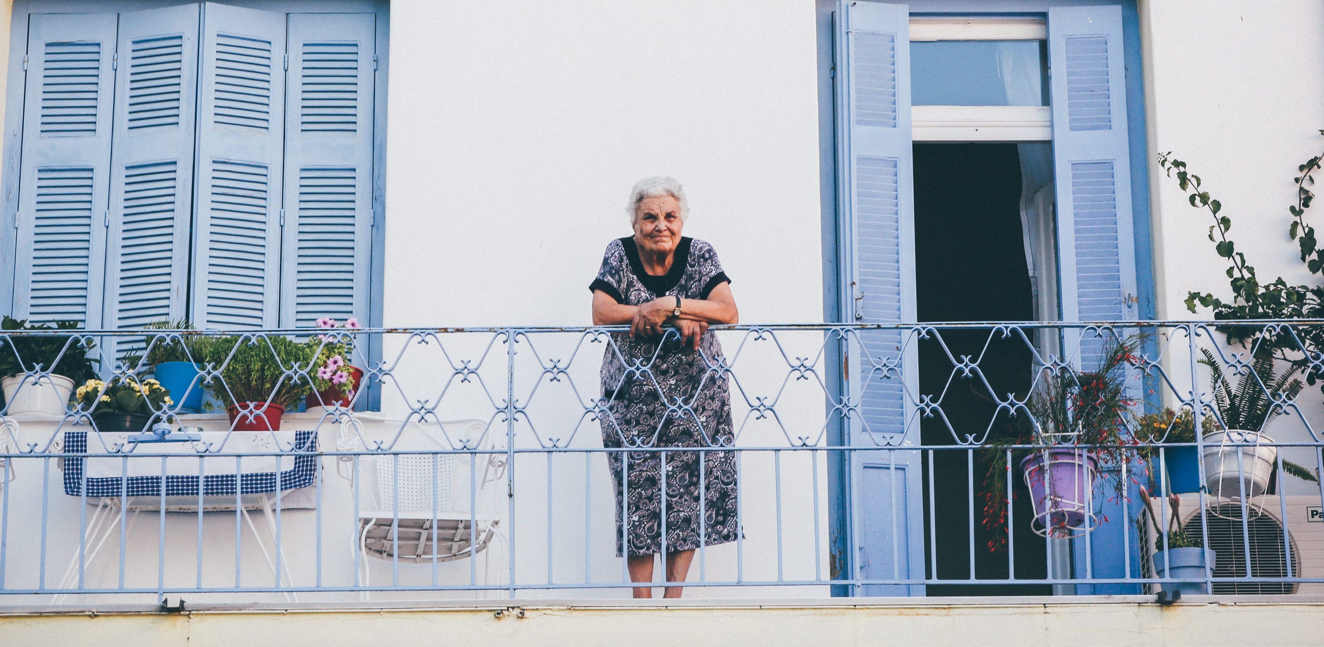 Grandmother by Saachi Shetty