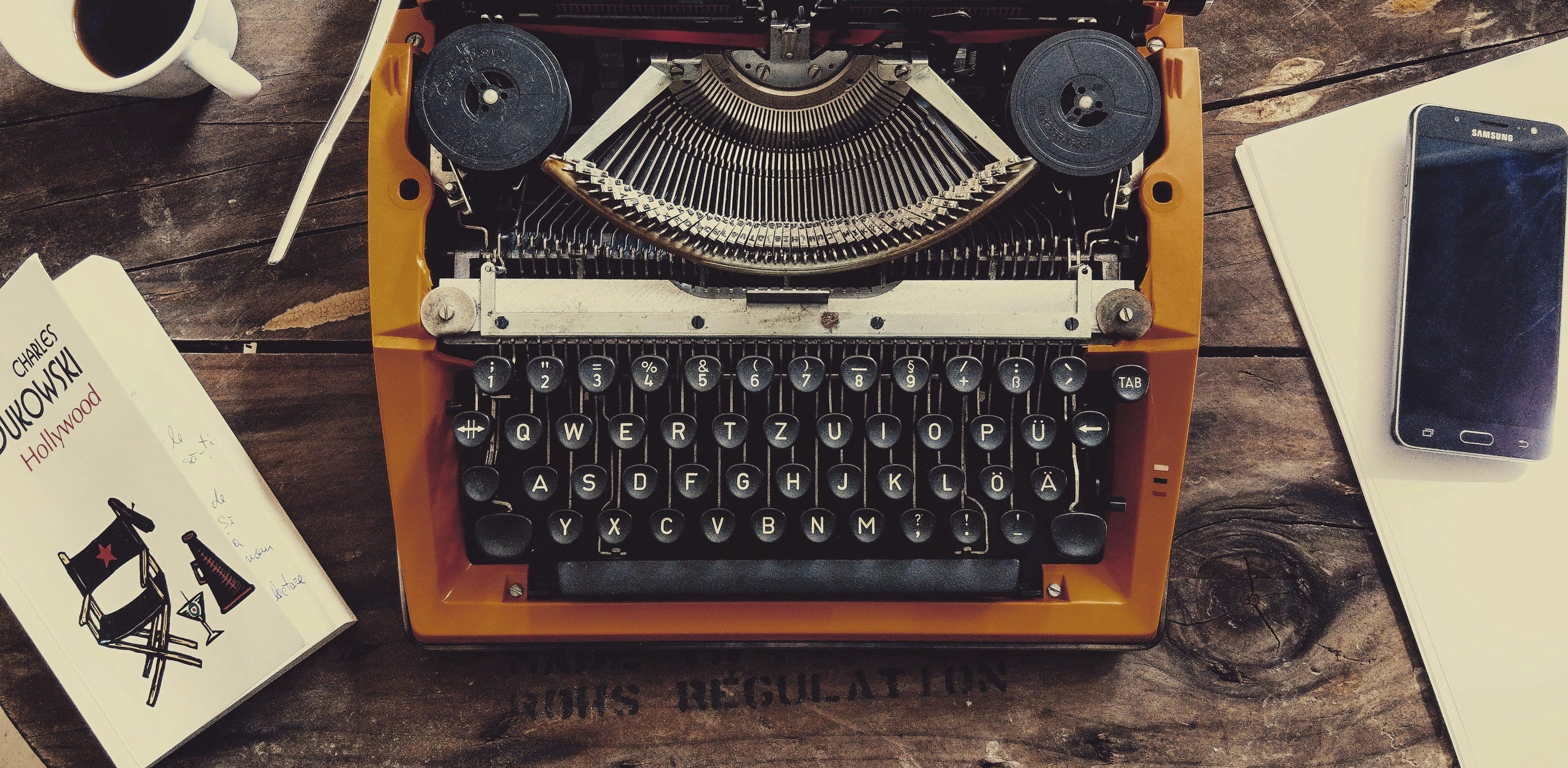May Writing Challenge