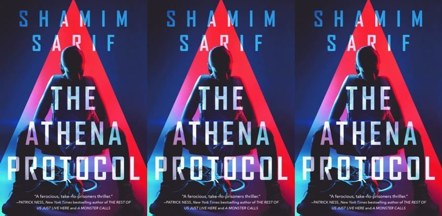 EXCLUSIVE! First Chapter of 'The Athena Protocol' by Shamim Sarif
