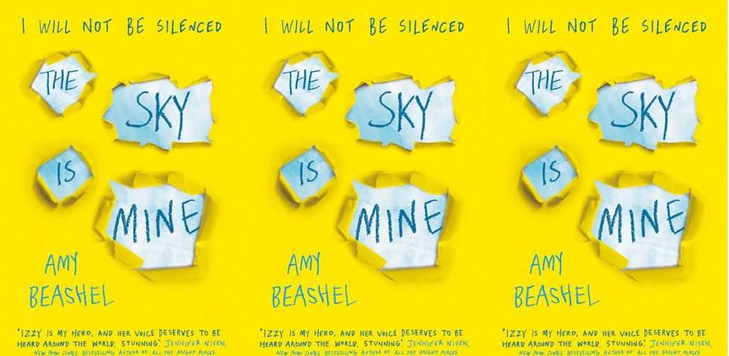 Interview with Amy Beashel, Author of 'The Sky Is Mine'
