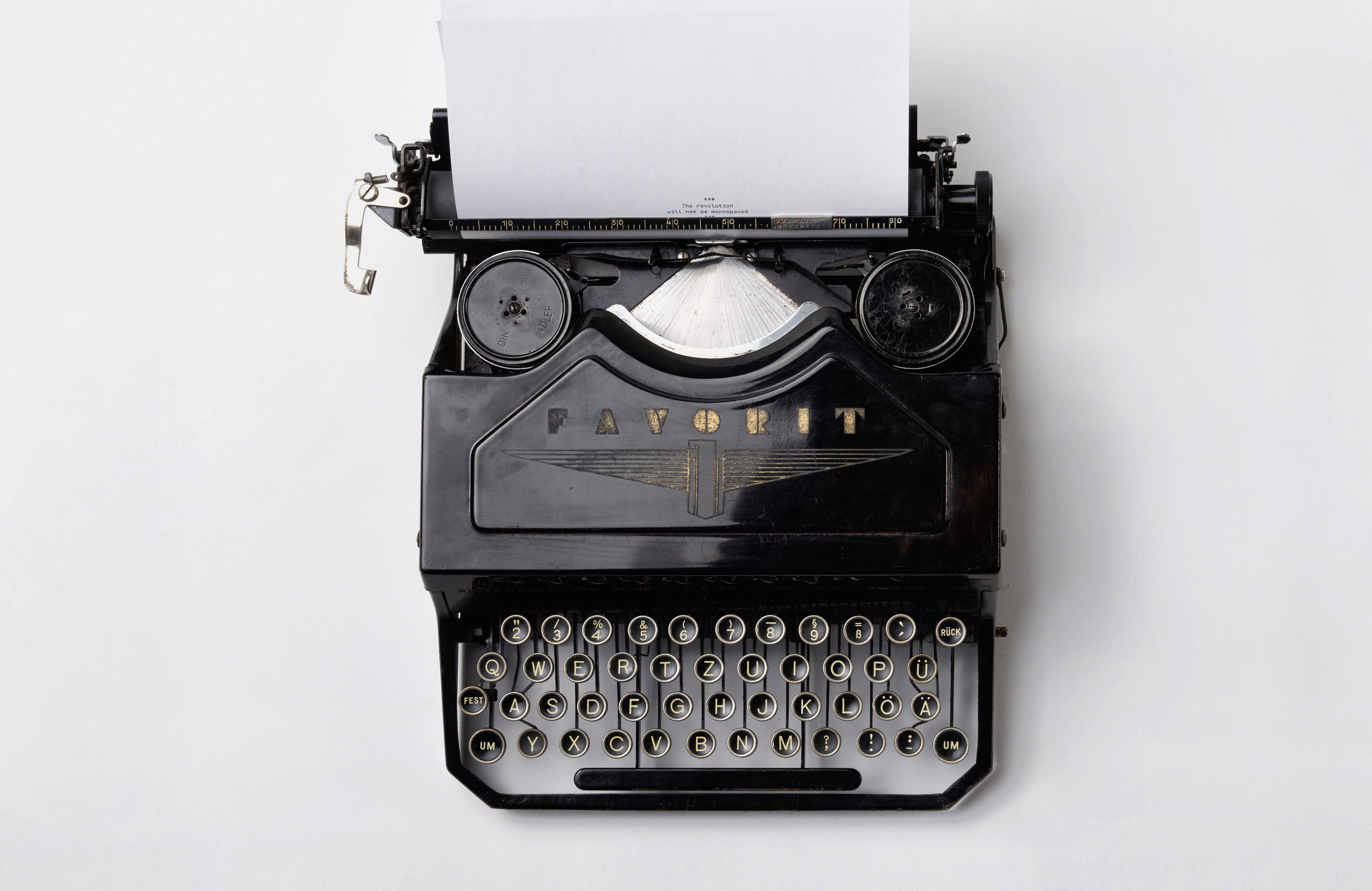 June Writing Challenge