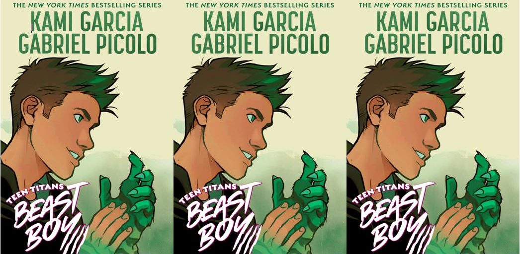 Interview with Kami Garcia, Author of Teen Titans: Beast Boy