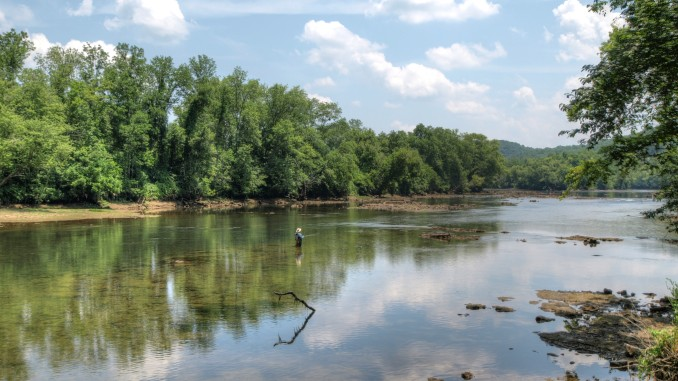 The Clinch River