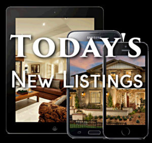 todays new listings