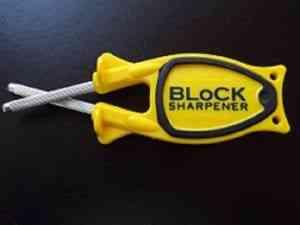 Block sharpener