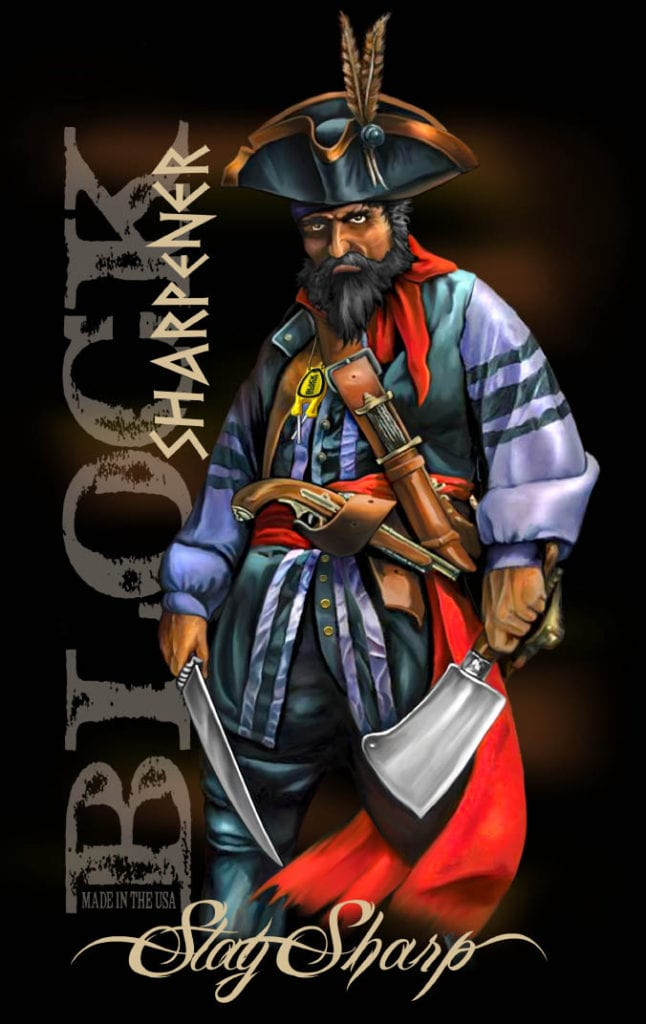 Captain Sharp blade