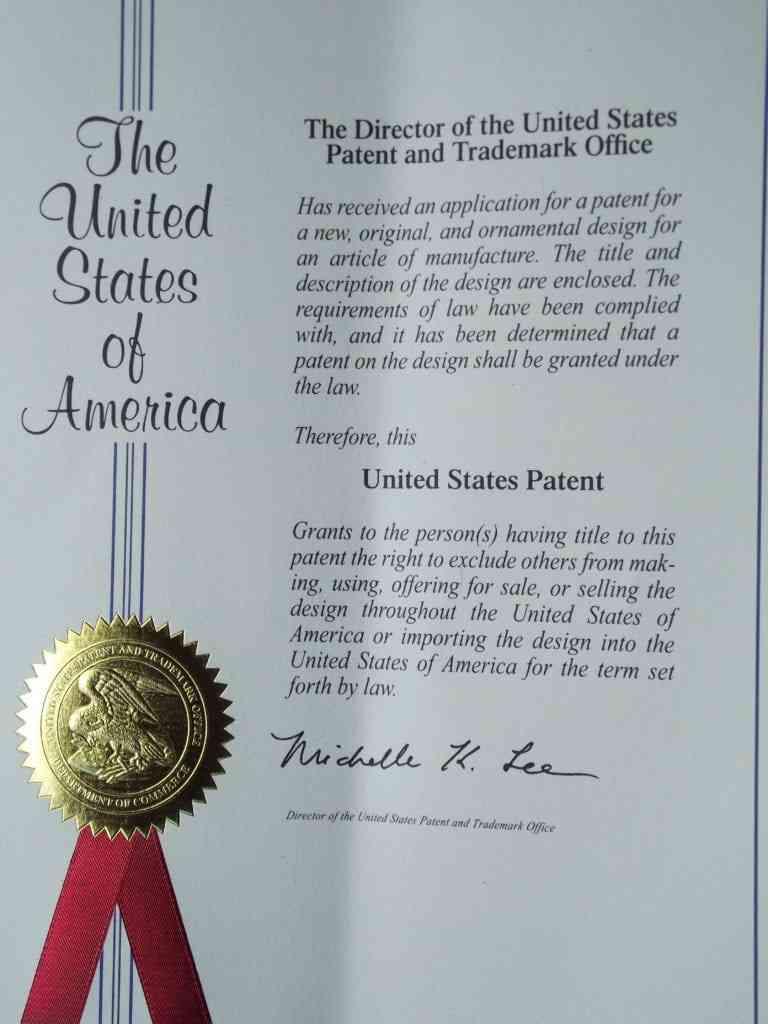 Block sharpener Patent