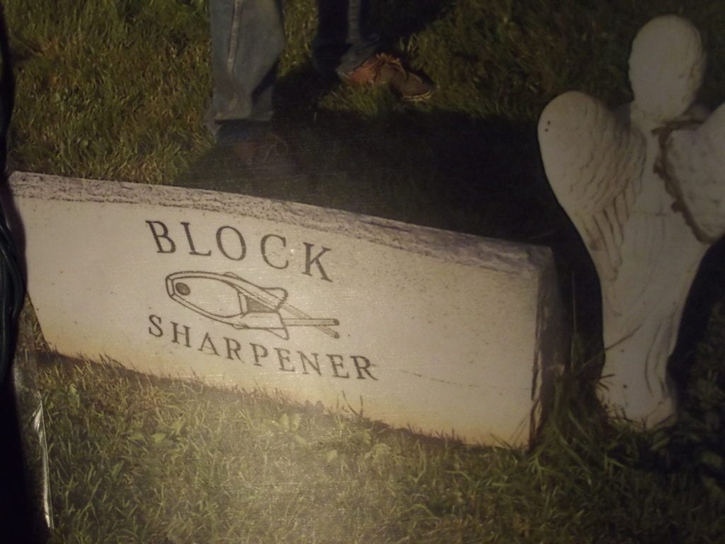 R.I.P. Grandpa Paul Block. Capac Michigan