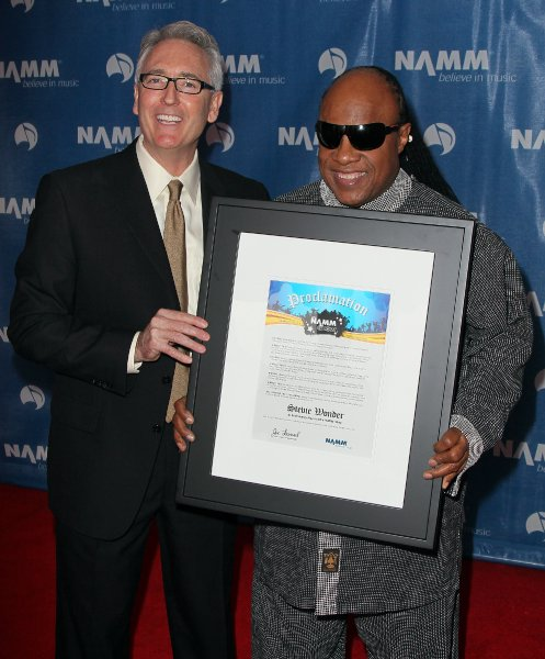 (Photo by David Livingston/Getty Images for NAMM)
