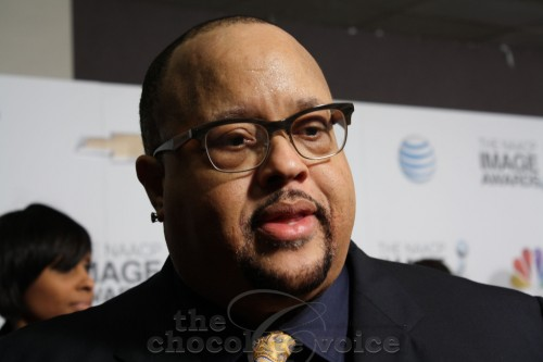 Photo credit:  GP/The Chocolate Voice. Pictured: Gospel Artist, Fred Hammond will serve as a Judge.