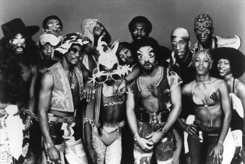 "Parliament and Funkadelic - ""Chocolate City."""