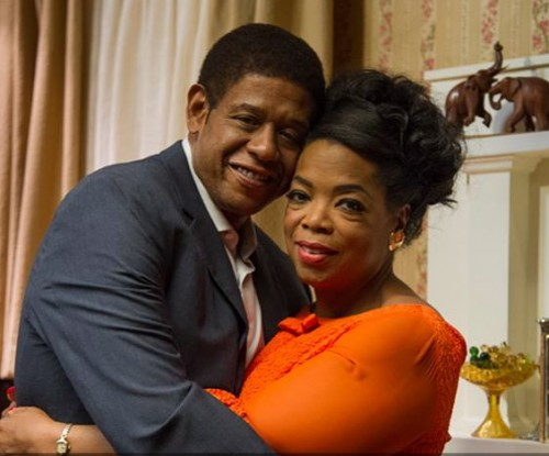 Forest Whitaker and Oprah Winfrey, who plays Cecil Gaines wife, Gloria