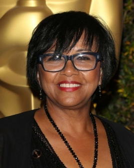 Cheryl Boone Isaacs- First African American President, Academy of Motion Picture Arts and Sciences