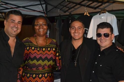 DW3: Billy Mondragon, Damon Montelongo, and Eric Mondrago and, Gwen Pierce