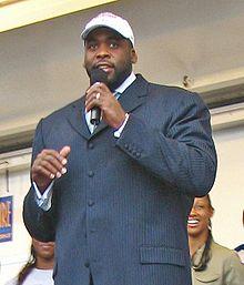 Kwame Kilpatrick, 68th Mayor of Detroit