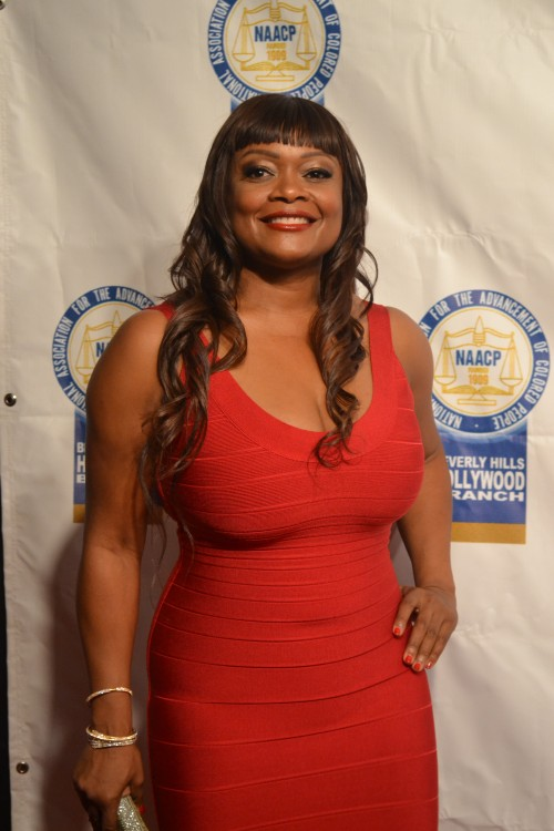 Dr. Maxine M. Anderson, Chief of Surgery, St. Francis Medical Center. Dr. Anderson chose with her career decision to become a doctor or an actress.  She continues to take acting classes in her spare time:  Photo:  TCV/Gwen Pierce