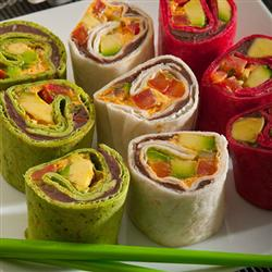 Mexican Sushi Wrap
