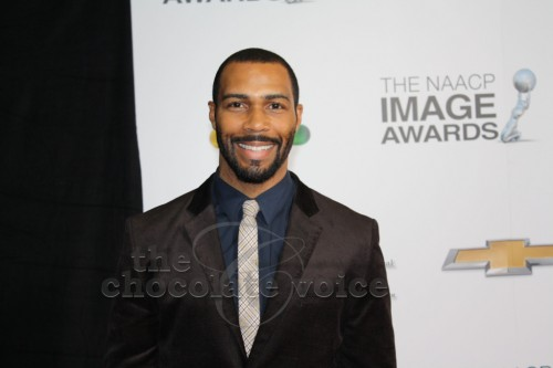 Omari Hardwick, Outstanding Supporting Actor, TV Movie or Mini-Series for Being Mary Jane (2013 BET)