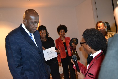 """Bill Duke, Director and Executive Producer for the Film """"DARK GIRLS"""""""