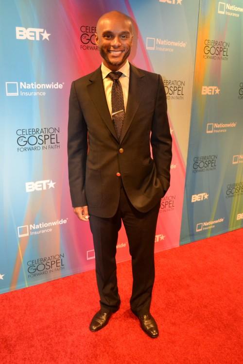 Grammy nominated recording artist, Kenny Lattimore