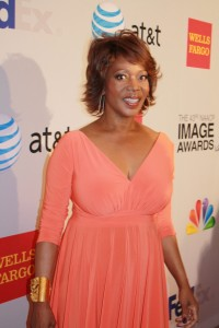 Award winning actress, Alfre Woodard