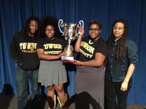 Towson Debate Team Champions