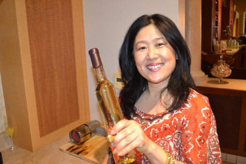 MJ Hong, Owner of The Wine Artist