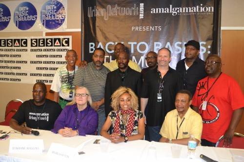 Esteemed Panelist:  Indie Label Forum (Hustle of the Music Industry)