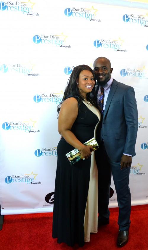 David  and Kristen Dredden ( Winner:  Minister of Music of the Year)