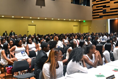 Nearly 400 Teens gathered for the 60th Annual Far West Region Jack and Jill of America Conference