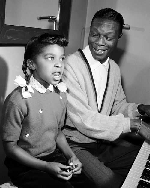 Learning from the Best: The incomparable Natalie Cole and her father legendary, Nat King Cole