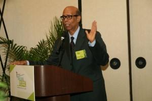 UNCF President, Michael Lomax