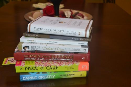 Summer reading.