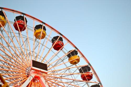 Santa Monica Ferris Wheel.