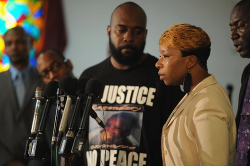 We Will Not Go Back March for justice. National Action Network, will hold protest in Staten Island 8/23/2014