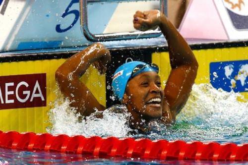 Alia Atkinson, Swimmer
