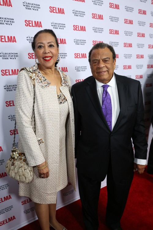 U.S. Representative John Lewis attends Selma and the Legends Who Paved the Way special screening and gala in Santa Barbara, CA on Saturday, December 6, 2014. .(Photo: Michael Underwood / ABImages)