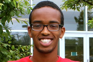 Ridwan Y. Hassen, Marietta, is a senior at Dartmouth College