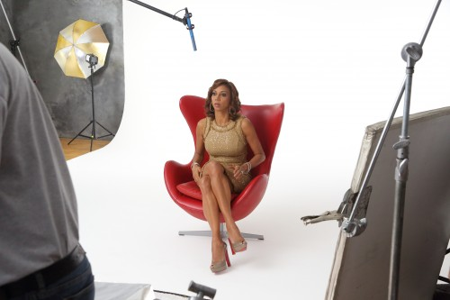 TV One - AARP Holly Robinson Peete, will serve as anchor for the new campaign. Photo by Greg Grudt/Mathew Imaging
